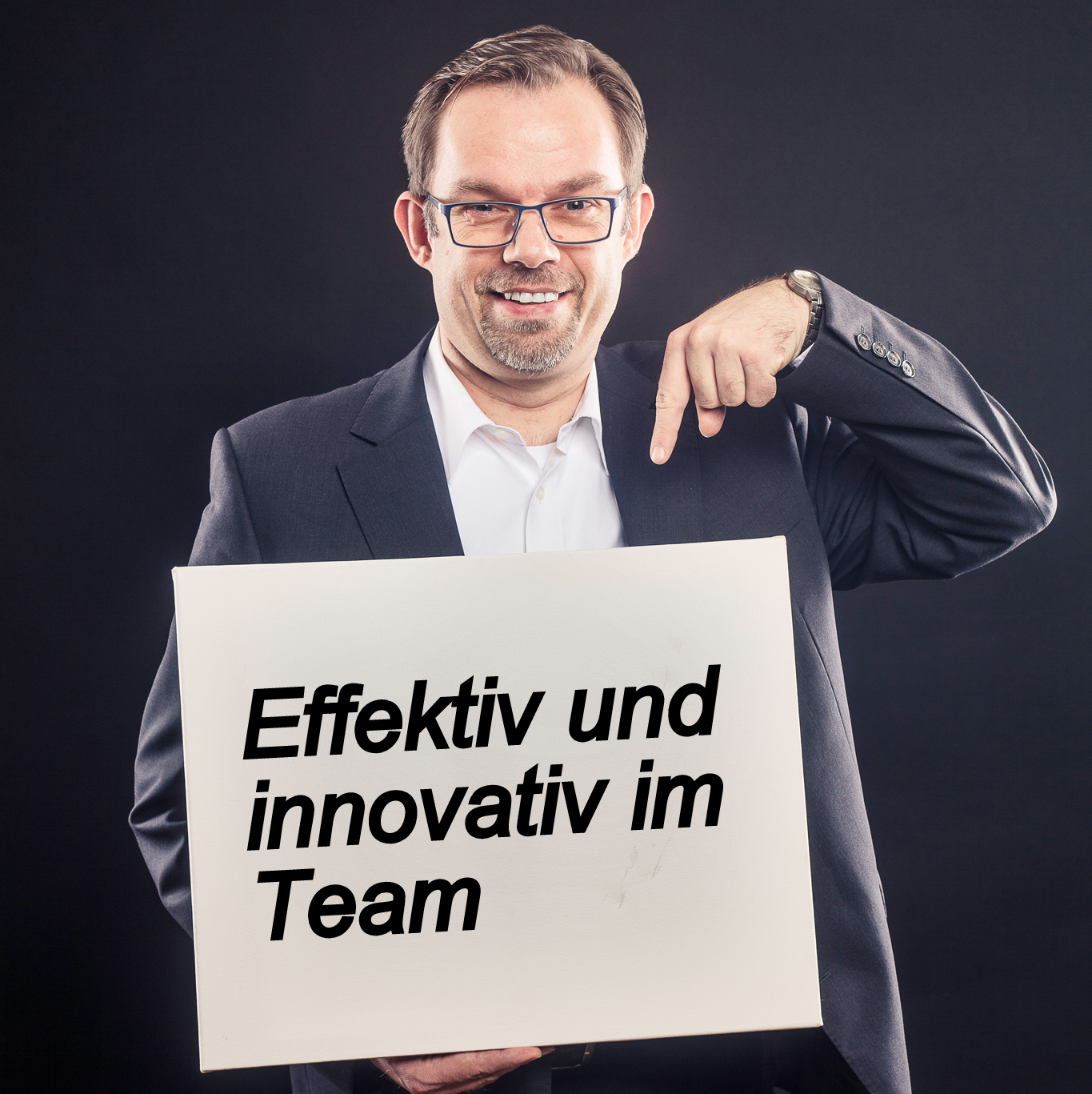 "00 – Start des Podcasts ""Effektiv und innovativ im Team"""