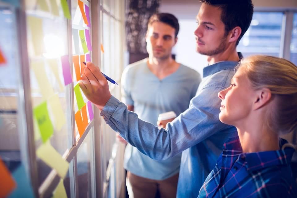 01 – In 5 Schritten vom kritischen zum kreativen Team
