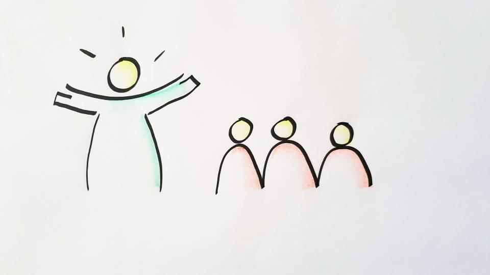 1 – Der TrainerTalk geht an den Start